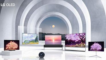 Nowa linia telewizorów LG na 2021 rok