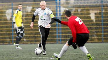 Styczeń 2014. Sparing: GKS Tychy - Ruch Chorzów