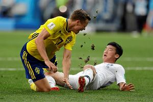 Korea Południowa na Mundialu