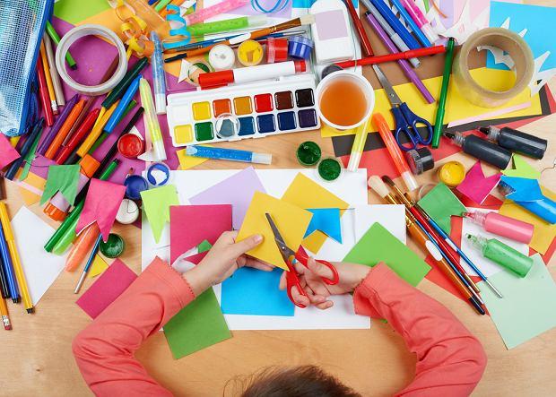 Zestawy kreatywne dla dzieci