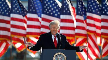 Były prezydent USA Donald Trump