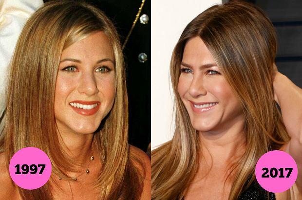 Zdjęcie numer 0 w galerii - Jennifer Aniston nie jest jedyna. Te gwiazdy przez 20 lat wcale się nie zmieniły! Zgadniesz, kto jest na liście?