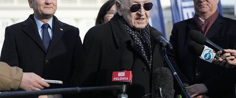 Stanisław Ciosek doradcą Roberta Biedronia ds. międzynarodowych