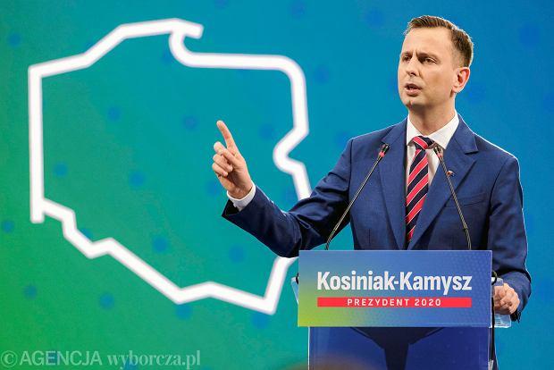 Debata prezydencka. Władysław Kosiniak-Kamysz podsumował: Andrzej Duda obawia się mnie