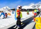 Słowacja - w sam raz dla najmłodszych narciarzy