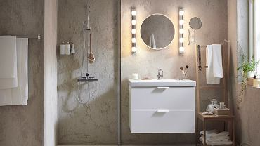 Nowoczesna łazienka w stylu minimalistycznym