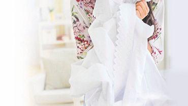 By bielizna i ubrania miały ładny zapach, do prania można dodać kilka kropli naturalnego olejku eterycznego.