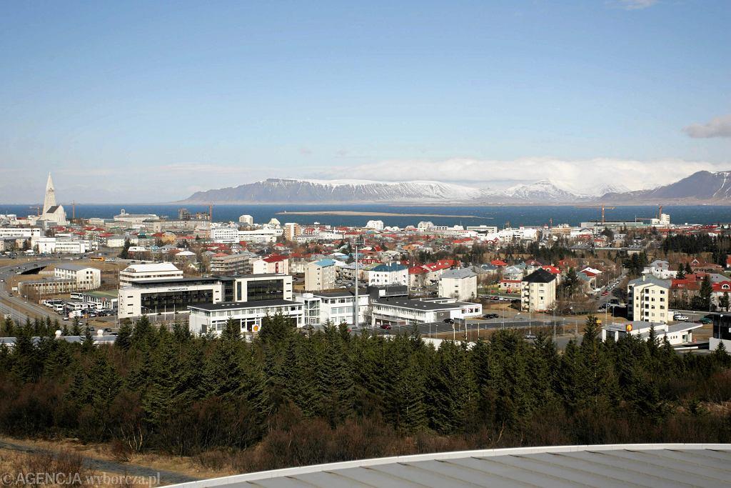 Reykjavik, Islandia