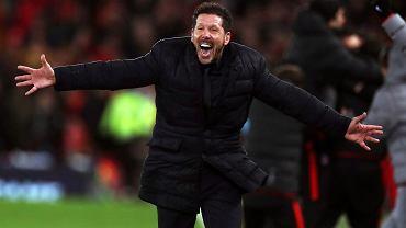 Atletico Madryt wynagrodziło Simeone za mistrzostwo Hiszpanii. Nowy kontrakt