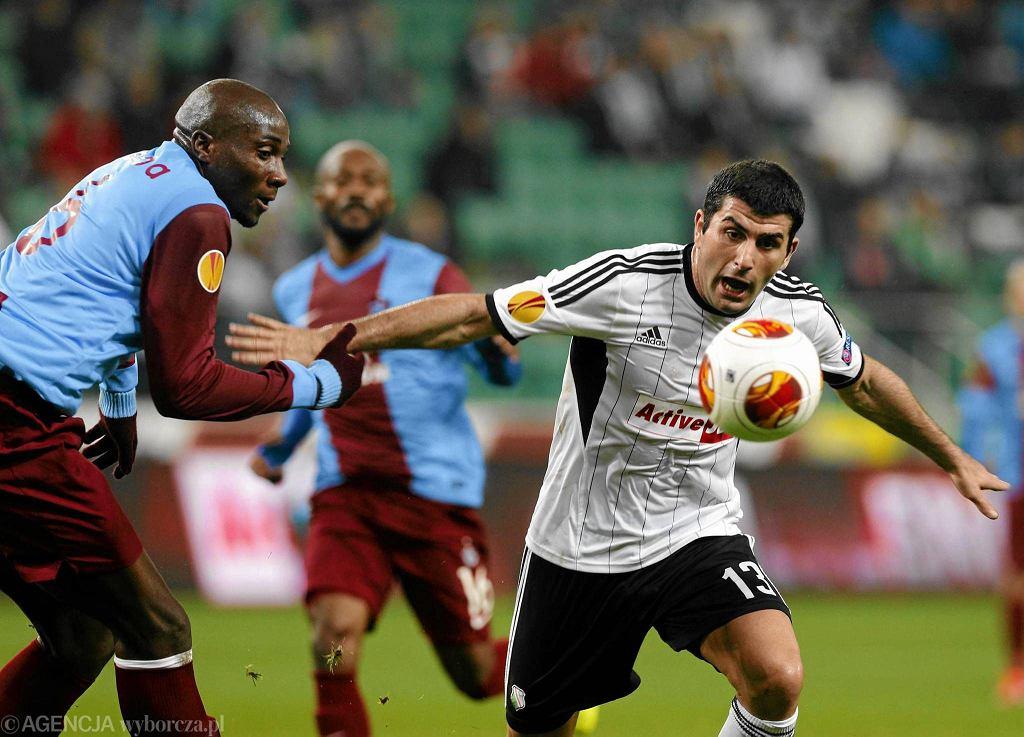 Legia - Trabzonspor