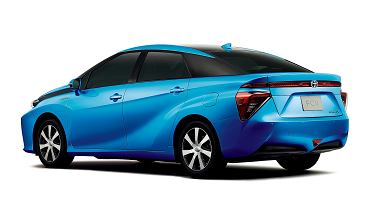 Toyota Fuel Cell Sedan
