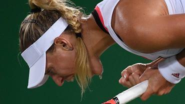 Angelique Kerber w walce o złoto olimpijskie w Rio