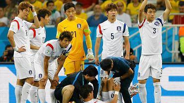 Piłkarze reprezentacji Korei Południowej