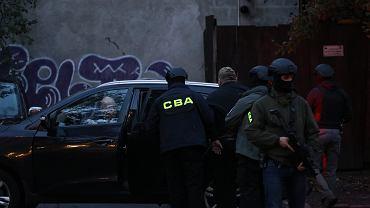 Akcja CBA (zdjęcie ilustracyjne)