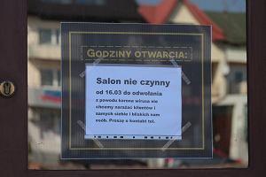 Fryzjerzy i kosmetyczki zapowiadają bojkot lockdownu. Serwery aplikacji do zapisów online nie wytrzymują
