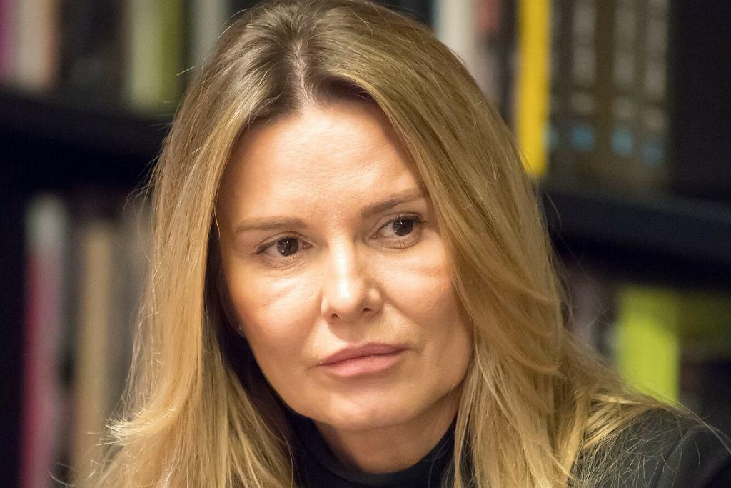 Hanna Lis gorzko wspomina podróż taksówką. Kierowca nie miał maseczki