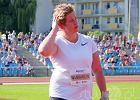 Gwiazdy lekkoatletyki wystąpiły na stadionie w Stalowej Woli. Bezkonkurencyjna Anita Włodarczyk [ZDJĘCIA]