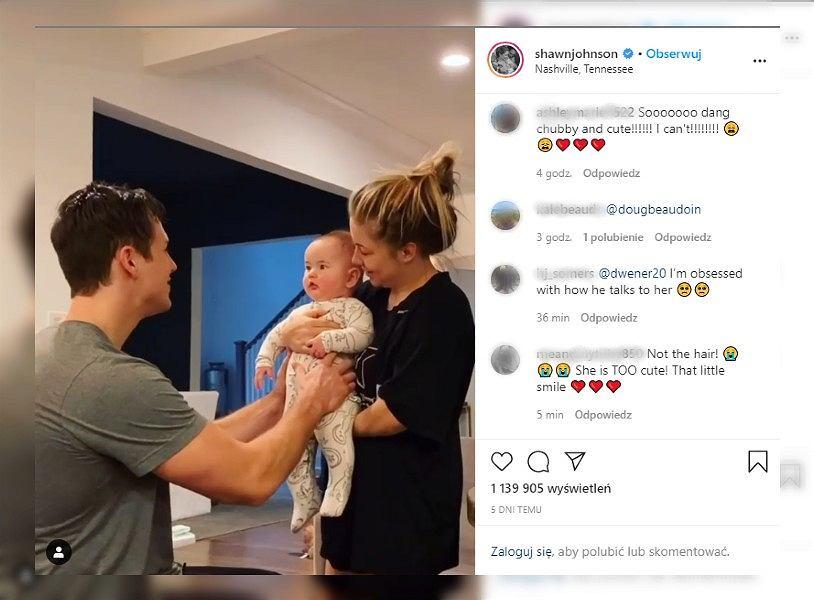 Reakcja córki na nową fryzurę taty była urocza