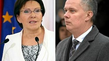 Ewa Kopacz i Tomasz Siemoniak