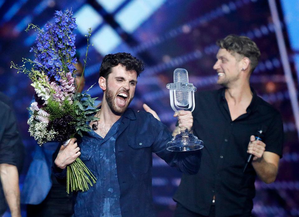 Duncan Laurence wygrał Eurowizję.