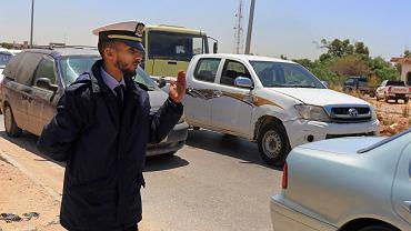 Wojna w Libii