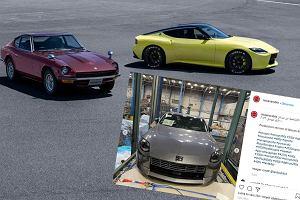 Tak wygląda Nissan 400Z. Przed premierą wyciekło nagranie i zdjęcia