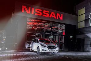 """Nissan """"elektryfikuje"""" dealerów w Polsce"""