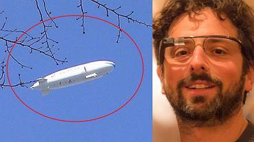 Według nieoficjalnych informacji Siergiej Brin pracuje nad własnym sterowcem