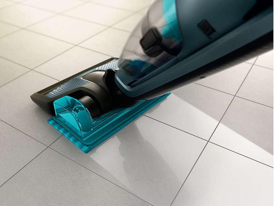Odkurzacz bezprzewodowy Philips - odkurza i myje