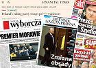 """""""Zmiana obsady"""", """"prezes przeczołgał Szydło"""". Prasa w Polsce i za granicą o zmianie w rządzie"""