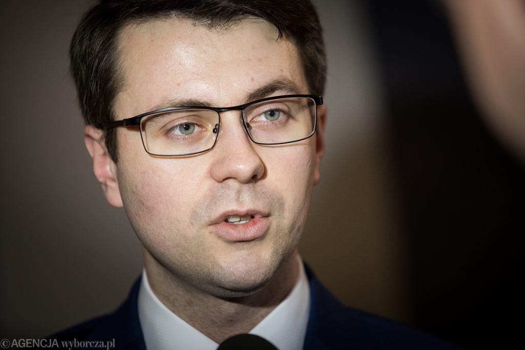Piotr Muller został nowym rzecznikiem rządu