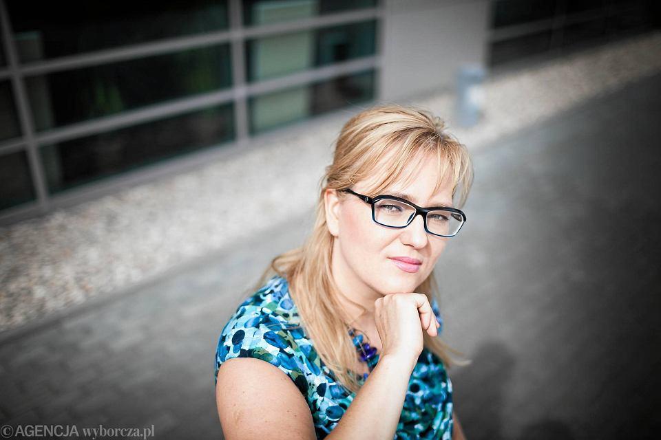 Magdalena Adamowicz, żona prezydenta Gdańska