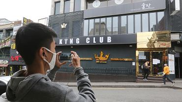 Koronawirus w Korei Południowej. Zamknięto kluby nocne i bary.