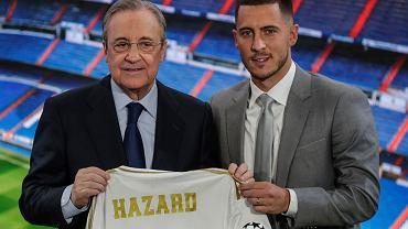 Eden Hazard wyznał, z jakim numerem chciał grać w Realu