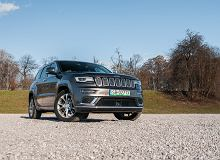 Opinie Moto.pl: Jeep Grand Cherokee Summit 3.0 V6 CRD - dwie i pół tony testosteronu