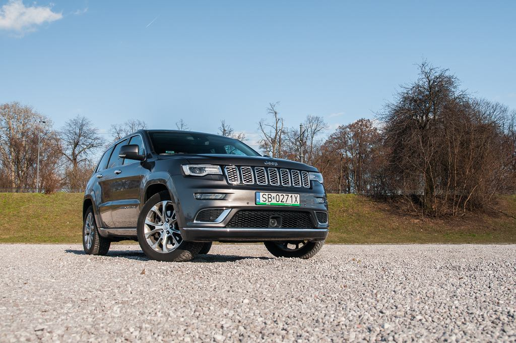 Jeep Grand Cherokee Summit 3.0 V6 CRD