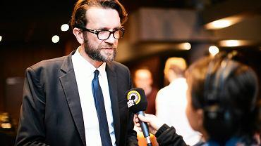 Sukces Tomasza Kota. Polski aktor wziął udział w sesji dla amerykańskiego 'Vogue'a'