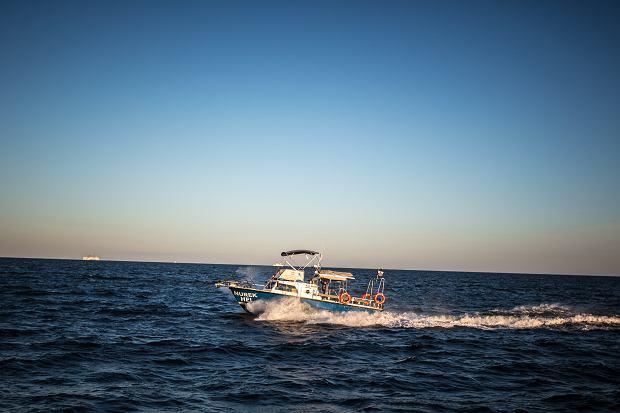 Łódka motorowa