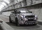 Wideo | Range Rover Evoque Cabrio | Debiut w 2016 roku