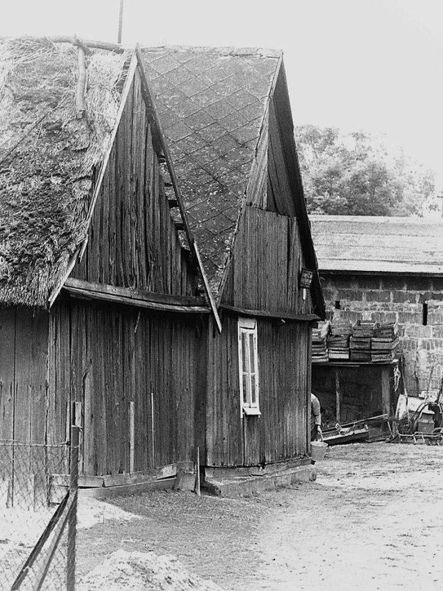 Wolica, dawna wieś, fragment Ursynowa.