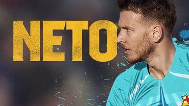 Neto nowym bramkarzem FC Barcelony