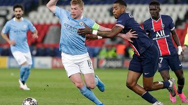 Poznajmy pierwszego finalistę LM! Manchester City - PSG. Gdzie i o której oglądać? [TRANSMISJA TV, STREAM ONLINE]