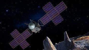 NASA planuje lot na asteroidę Psyche 16. Po raz pierwszy zbada 'metalowy świat'