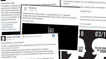 Firmy wspierające Ogólnopolski Strajk Kobiet