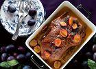 5 przepisów na dania mięsne ze śliwkami