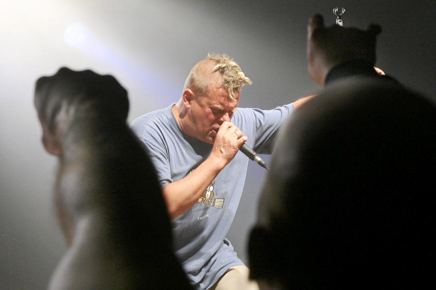 Koncert w Gorzowie Wielkopolskim, 2011 (fot. Daniel Adamski / Agencja Gazeta)