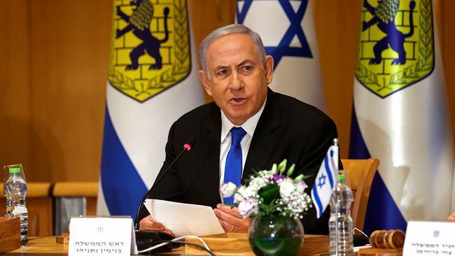 """Premier Izraela grozi bojownikom w Strefie Gazy. """"Zapłacili i zapłacą wysoką cenę. Ich krew jest stracona"""""""
