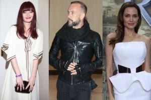 Nergal, Angelina Jolie, Ania Rusowicz