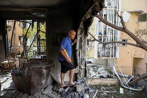Kamieniami z Al-Aksa i rakietami z Gazy do Izraela wróciła rzeczywistość