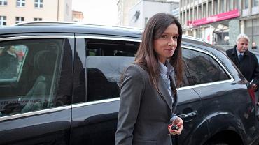 Złodziej ukradł samochód Marty Kaczyńskiej i oddał po kilku godzinach